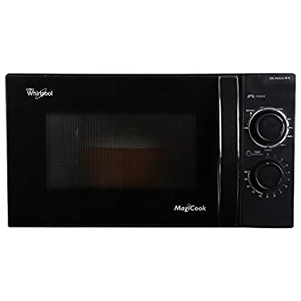 Whirlpool Magicook Deluxe-M-B 14842 20 Litre Grill Microwave Oven