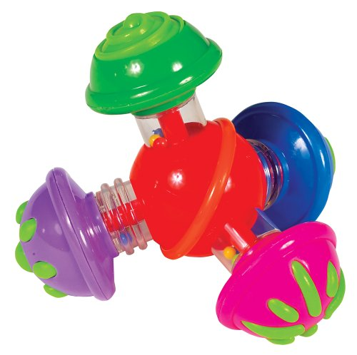 All About Baby Infant Twist 'N' Turn Tumble Ball - 1