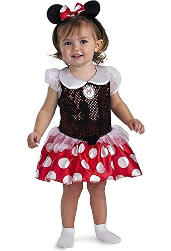 Disguise Costumes Minnie Mouse Baby-Girls Infant Costume