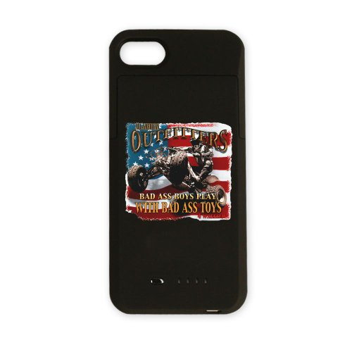 iPhone 4 or 4S Charger Battery Case All American