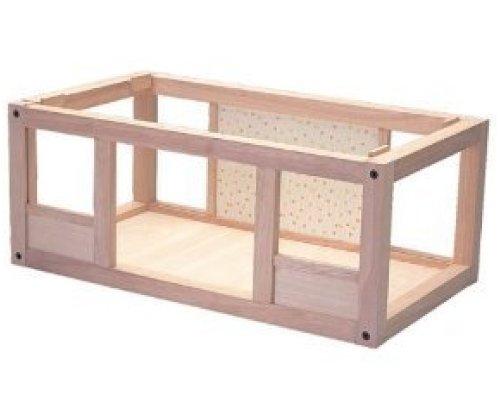 Imagen de Toy Doll House Plan de Basement para Mi Primera Casa de muñecas