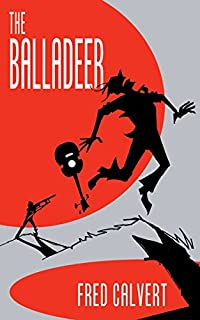 The Balladeer by Fred Calvert ebook deal