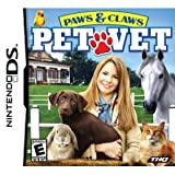 Paws & Claws Pet Vet Game DSby THQ