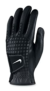 NIKE Tech Xtreme Regular Black/White-Gunmetal-Black Glove (Left Hand, Medium)