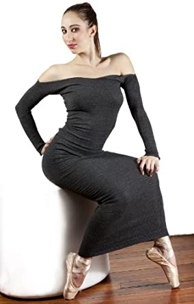 Elegant Ankle Length Sexy Sweater Dress by KD dance, Dramatic & Unique, Playful & Sophisticated, Modest & Fierce, 24 Hour Soft & Cozy Winter Warm Comfort, Made In New York USA