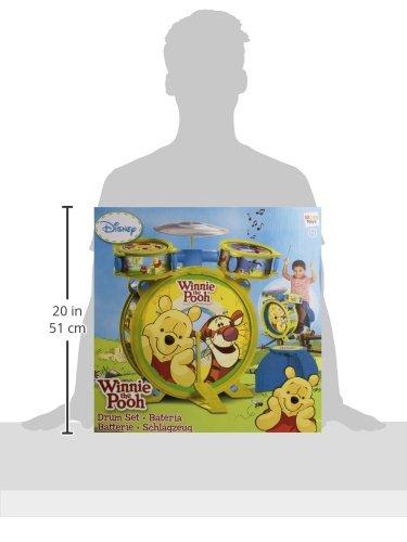 Imagen principal de IMC Toys - 160484  - Tigger y Pooh tambor [importado de Alemania]