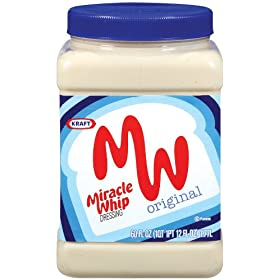 e Whip Dressing, 60-Ounce Jar: Amazon.com