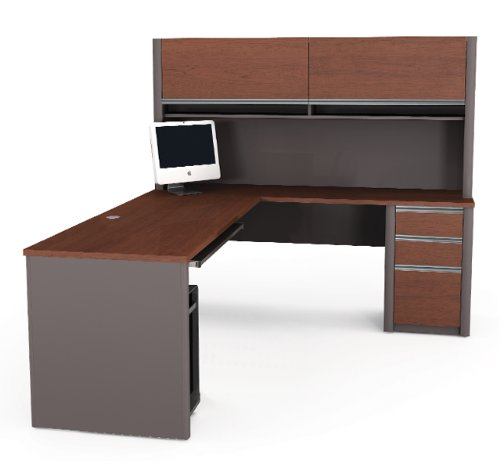 desk with hutch: August 2011: If finding the best cheap l shaped desk