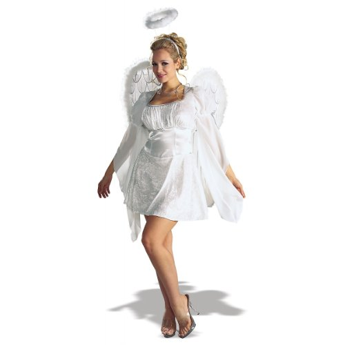 Deluxe Angel Costume for Women