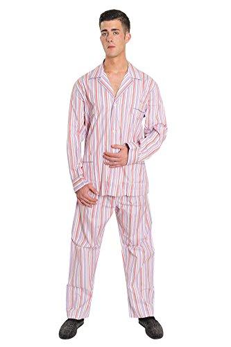 brioni-pajama-men-pink-cotton-striped