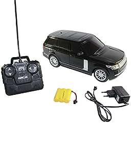 Fantasy India Fantasy India Remote Control Rechargeable Range Rover Car Black