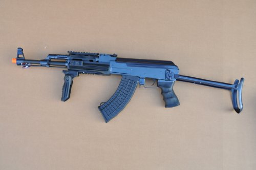 JG AK47 RIS 430 FPS AIRSOFT ELECTRIC AEG RIFLE