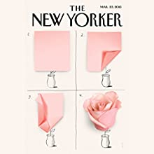 The New Yorker, March 23rd 2015 (Rebecca Mead, Patricia Marx, James B. Stewart)  by Rebecca Mead, Patricia Marx, James B. Stewart Narrated by Todd Mundt