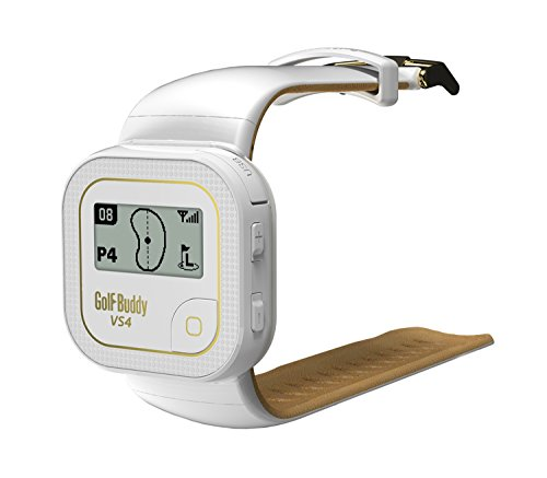 GolfBuddy VS4 Wristband Accessory, White