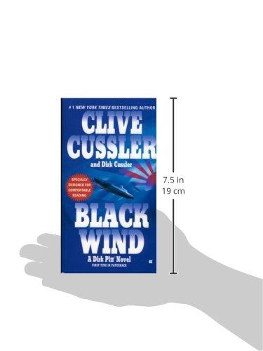Black Wind (Dirk Pitt Adventure)