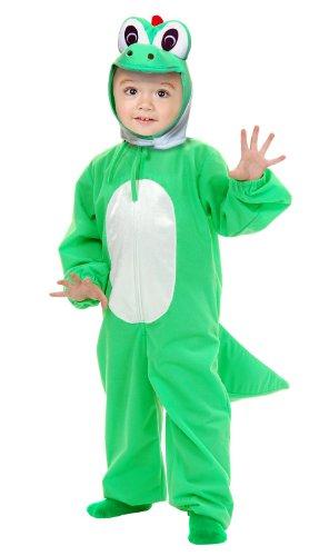 Yoshi-moto the Green Dino Toddler Costume