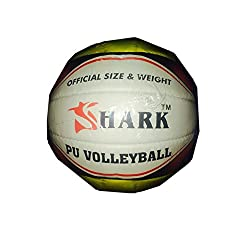 HARK PU Volleyball - Pack of 2 (Multicolour)