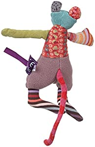 El ratón no es hermosa muñeca bastante Moulin Roty de Moulin Roty en BebeHogar.com
