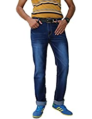D-NIMES Denim Regular Fit Men's Jeans