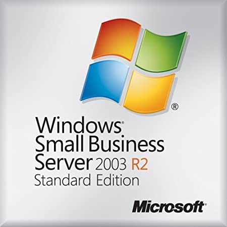 Microsoft Small Business Server Standard 2003 R2 32-bit for System Builders [Old Version]