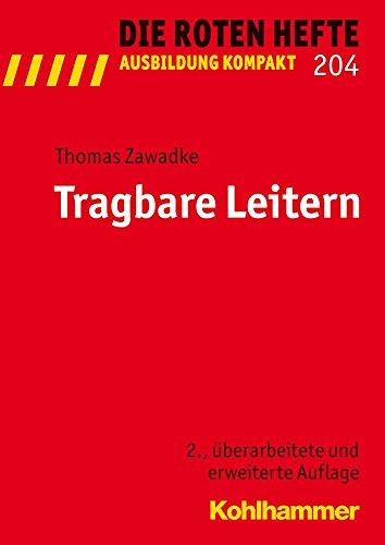 Tragbare-Leitern-Die-Roten-Hefte-Ausbildung-kompakt-Bd-204