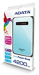 Adata PV100 4200mAH Power Bank (Blue)
