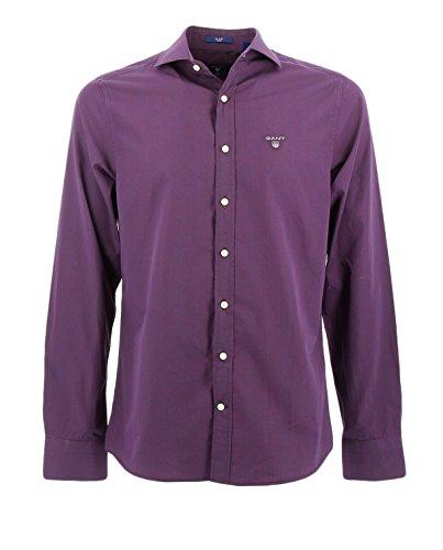 364527509 Gant Camicia Viola XL Uomo