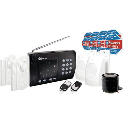 Swann Sw347-Wa2 Home Diy Wireless Alarm System
