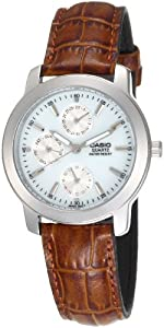Casio Enticer Analog White Dial Men Watch   MTP 1192E 7ADF (A166) available at Amazon for Rs.2845