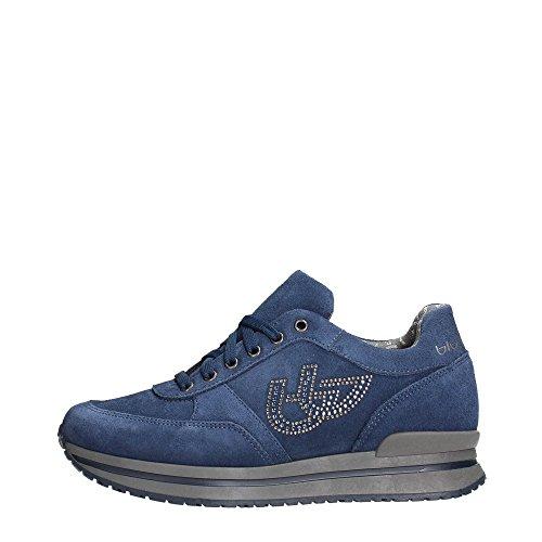 Blu Byblos 657011028 Sneakers Donna Crosta Jeans Jeans 40