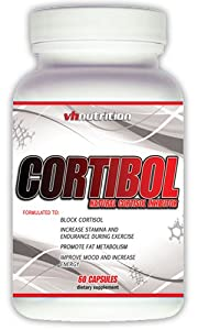 Cortibol Cortisol Manager and Blocker | Adrenal Fatigue Support Supplement for Men and Women