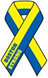 "BOSTON STRONG Car Magnet - 8"" - ALL PROCEEDS TO ONE FUND BOSTON"