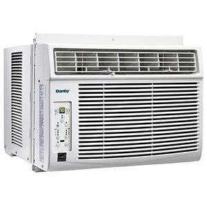 Danby® 6,000 BTU Window Air Conditioner DAC6010E with R410A Refrigerant Gas