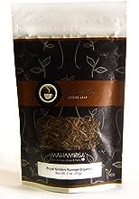 Mahamosa China Black Tea and Tea Filter Set 2 oz Royal Golden Yunnan Organic Black Tea 100 Loose Lea