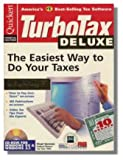 Turbo Tax Deluxe Federal Intiuit Turbo Tax