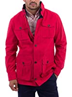 BLUE COAST YACHTING Chaqueta (Rojo)