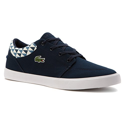 Lacoste Men's Bayliss 216 2 Navy/Navy Sneaker 11 M