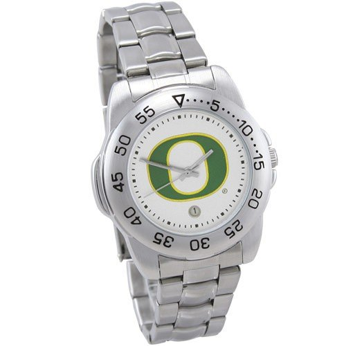 Oregon Ducks Game Day Sport Metal AnoChrome Watch