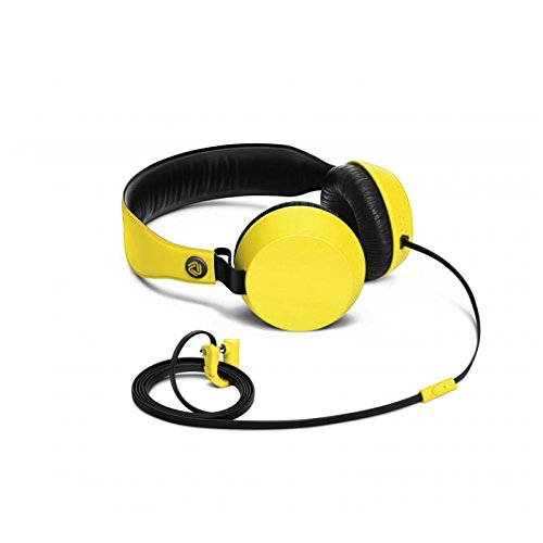 ORIGINAL UNIVERSAL NOKIA WH530 WH-530 COLOUD HEADPHONE THE BOOM - YELLOW