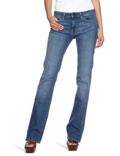 Wrangler Iris Boot Cut Women's Jeans Collegiate