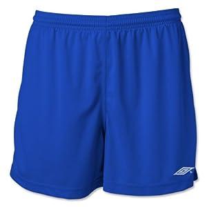 Umbro Manchester Soccer Shorts (Roy/Wht)