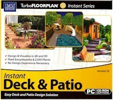Instant deck and patio version 12 at for Home landscape design professional with nexgen technology v3 reviews