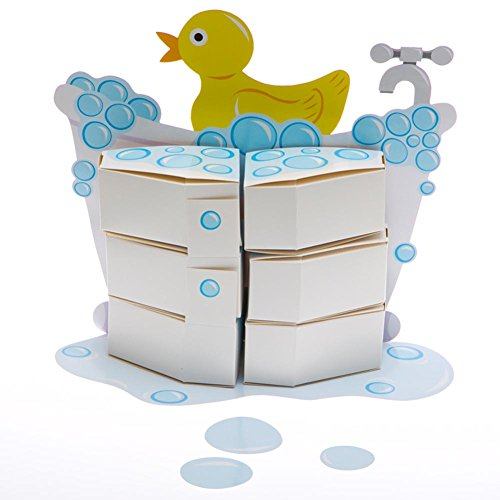 Ducky Favor Box Centerpiece - 1