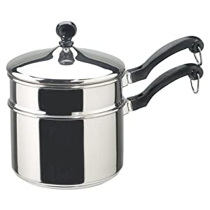 Farberware Classic 2-Qt. Covered Double Boiler by Meyer Cookware