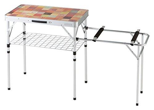 コールマン テーブル ナチュラルモザイクツーウェイキッチンスタンド