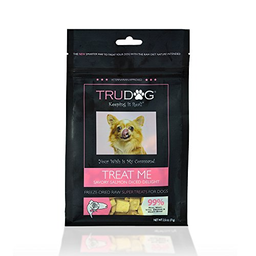 Real-Meat-Organic-Dog-Treats-Treat-Me-Freeze-Dried-Raw-Super-Treats-25oz-100-All-Natural-Treats-Support-Healthier-Teeth-and-Gums-Skin-and-Coat-and-A-Boosted-Immune-System