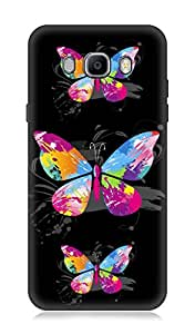 Samsung Galaxy J5(2016) 3Dimensional High Quality Designer Back Cover by 7C