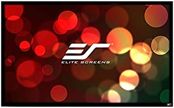 Elite Screens ezFrame Series 135-in 169 Sound Transparent AcousticPro1080P3 Fixed Frame Projection S