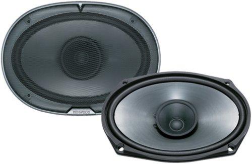 Kenwood Kfc-6950S 200-Watt 6-Inch X 9-Inch Dual-Cone Speaker System