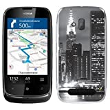Buzzebizz Coque pour Nokia Lumia 610 Motif Empire